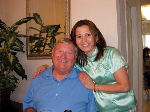 Lina and Steve Noe