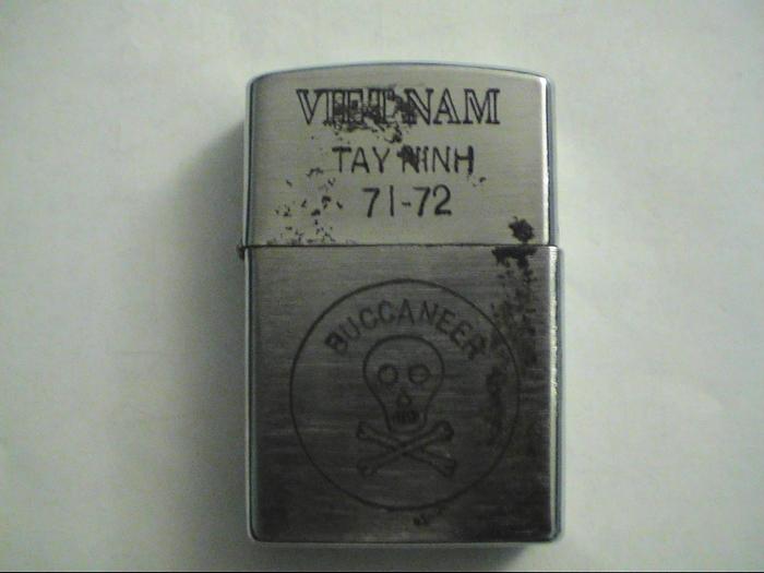 Zippo lighter #2