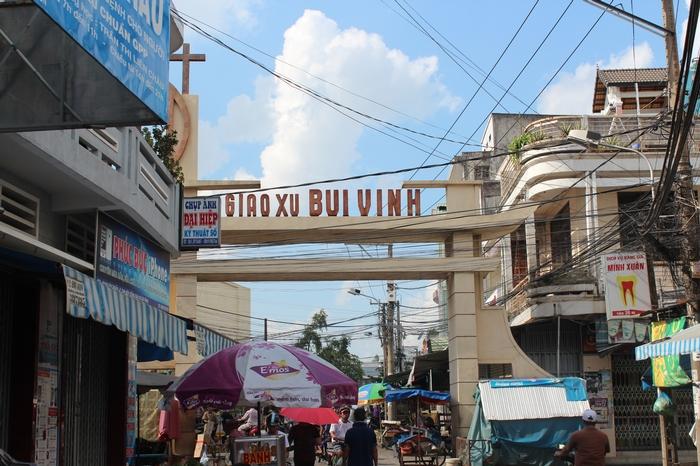 Khu vực Tam Hiệp - Biên Hòa