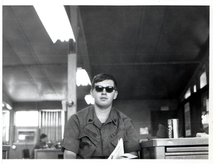 Hình cũ của George Pettitt