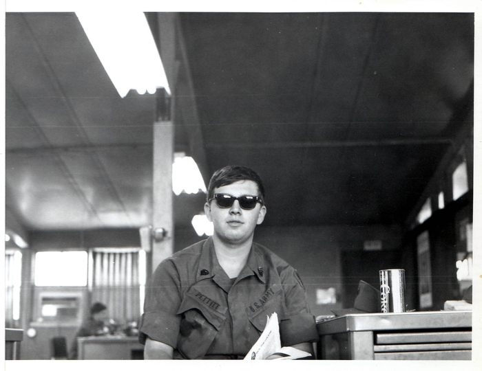 Old Photo of George Pettitt