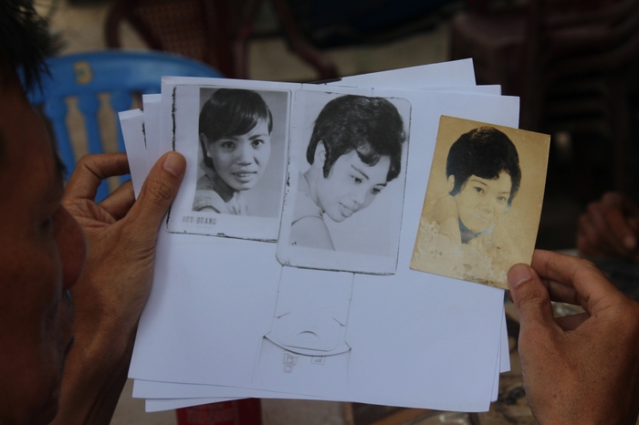 Old memories on paper