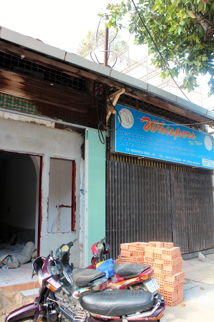 An other view of the bar,where Mui used to work in
