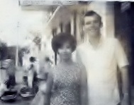 Photo of Harry and Mui (bad quality)