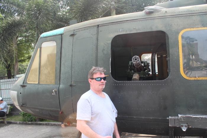 Dennis in Vietnam 2014
