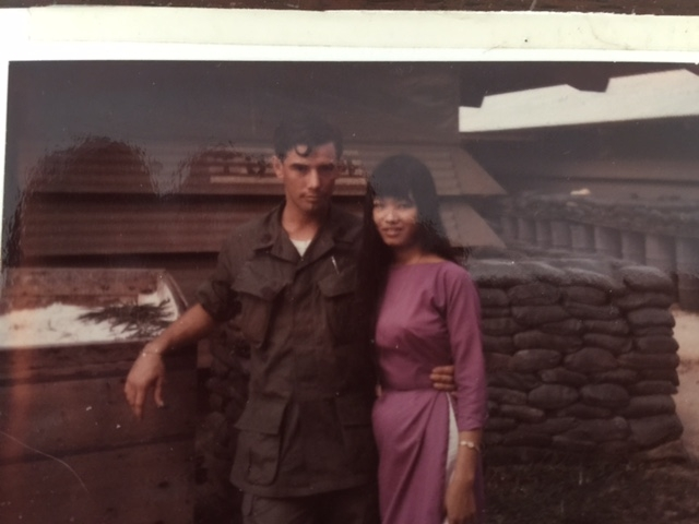 Raymond Howard Johnson Jr and hes girlfriend